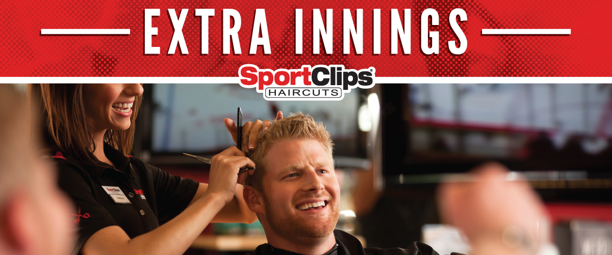 The Sport Clips Haircuts of Springfield - Bechtle Square  Extra Innings Offerings